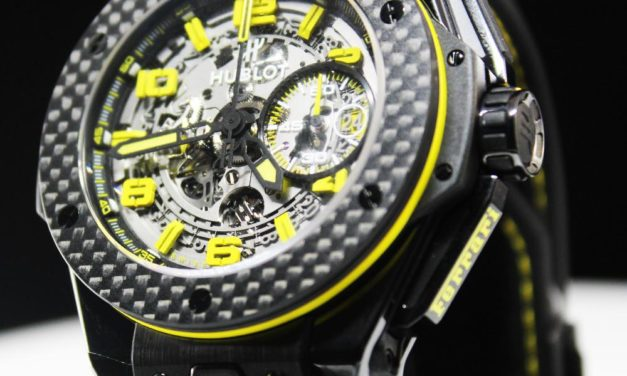 HUBLOT, BIG BANG FERRARI